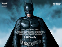 Batmangotmilkad